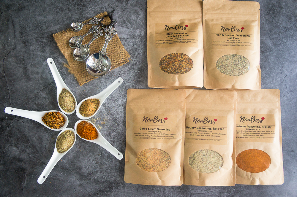 Noubess Spices and Seasoning