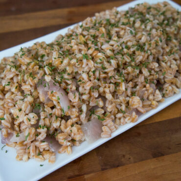 A simple and delicious way to cook Farro
