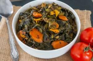 Jute or Lalo Meatless Stew