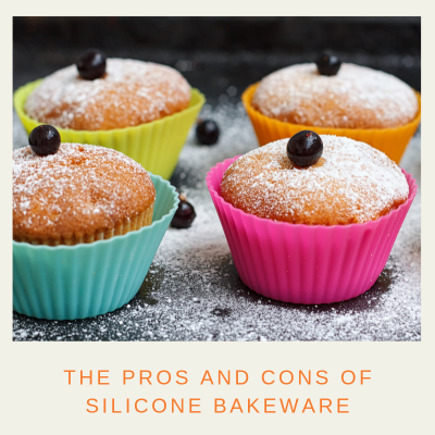 The Pros and Cons of Silicone Bakeware