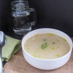 Cauliflower Soup, Dairy-Free