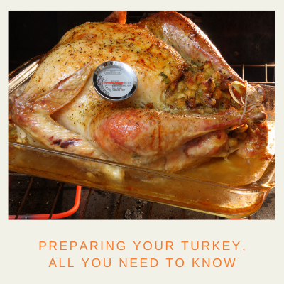 Preparing your Turkey, all you need to know.