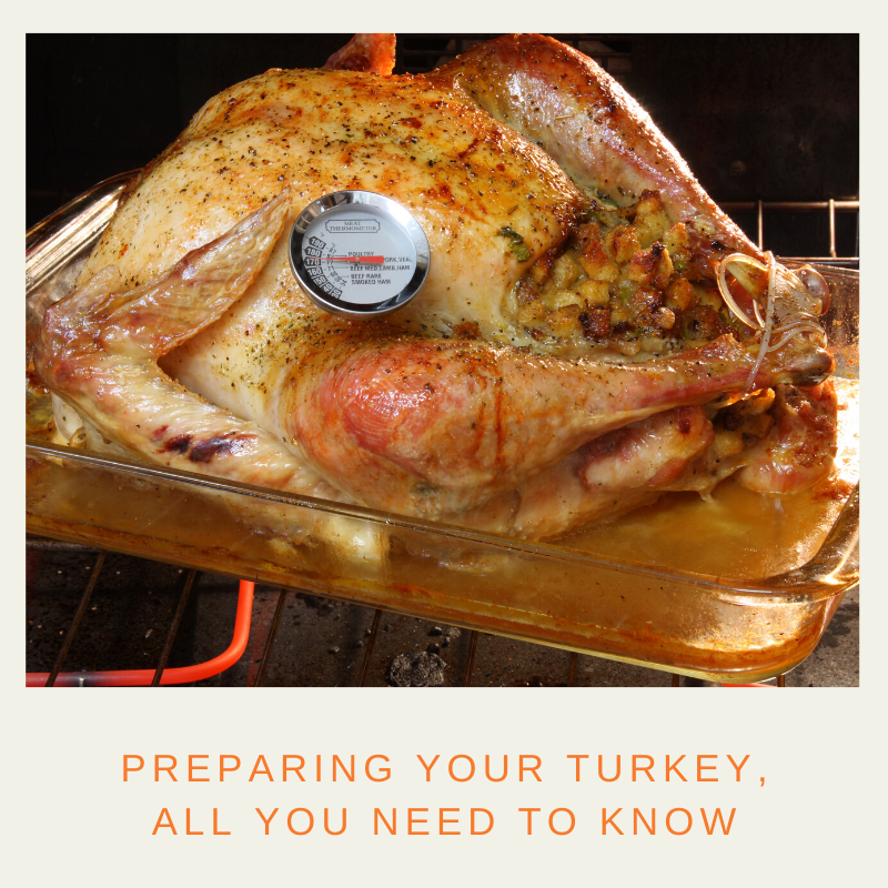 Preparing your Turkey, all you need to know