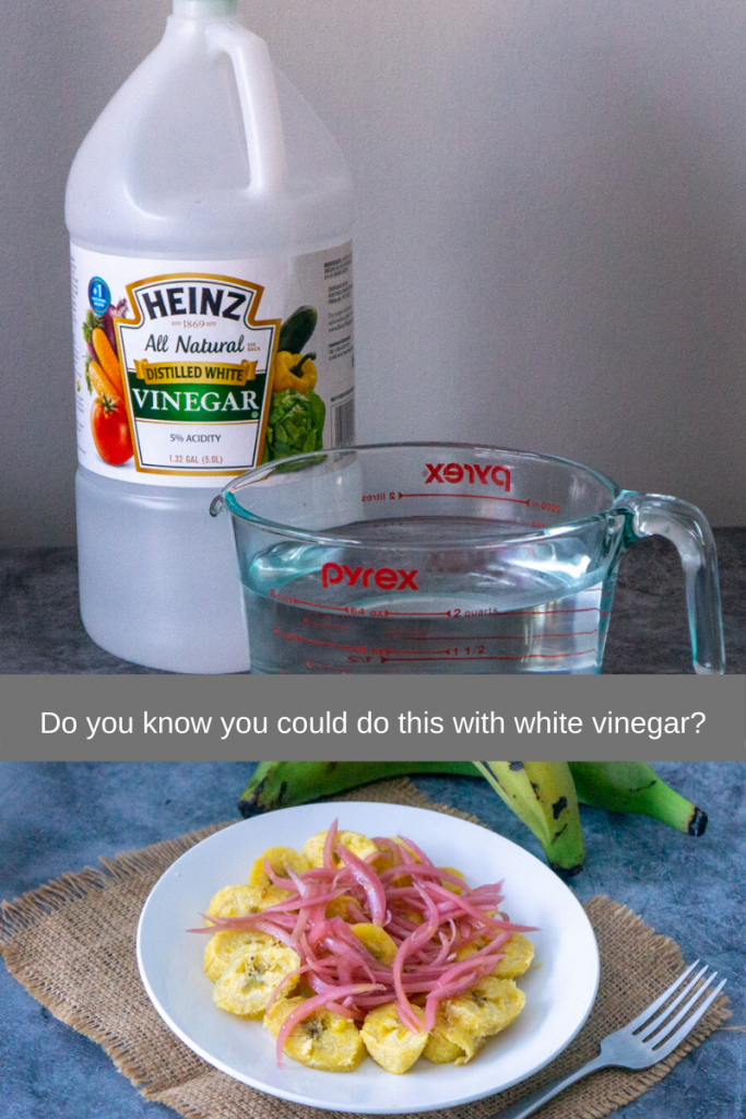 Did you know you could do this with white vinegar png 1