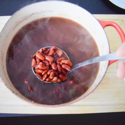 How to boil most dry beans