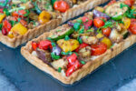 Vegetables Tart with Feta Cheese3