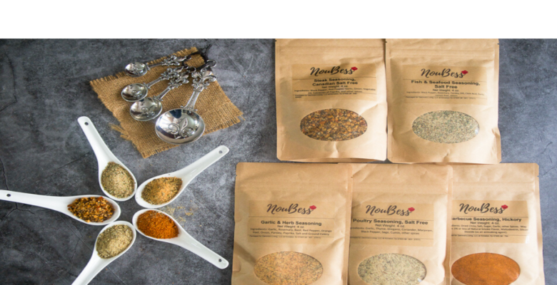 Noubess Spices Giveaway