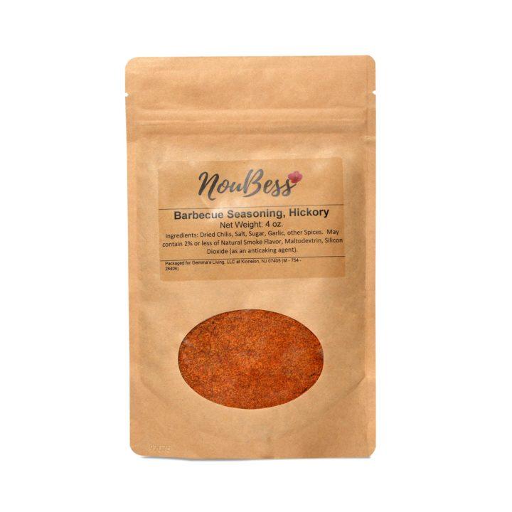 Hickory Smoke BBQ Seasoning - NouBess