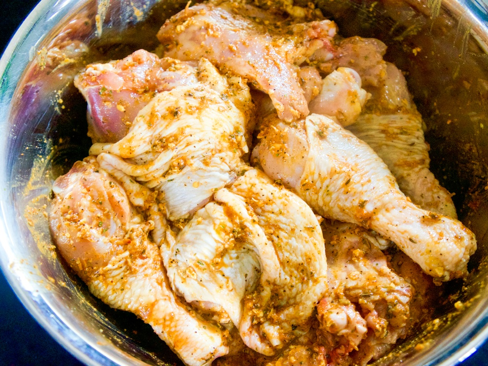 Crispy Chicken with Chayote and Carrot Stew5