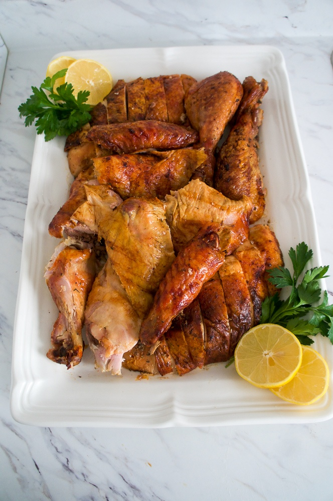 Easy Roasted Turkey with Noubess2