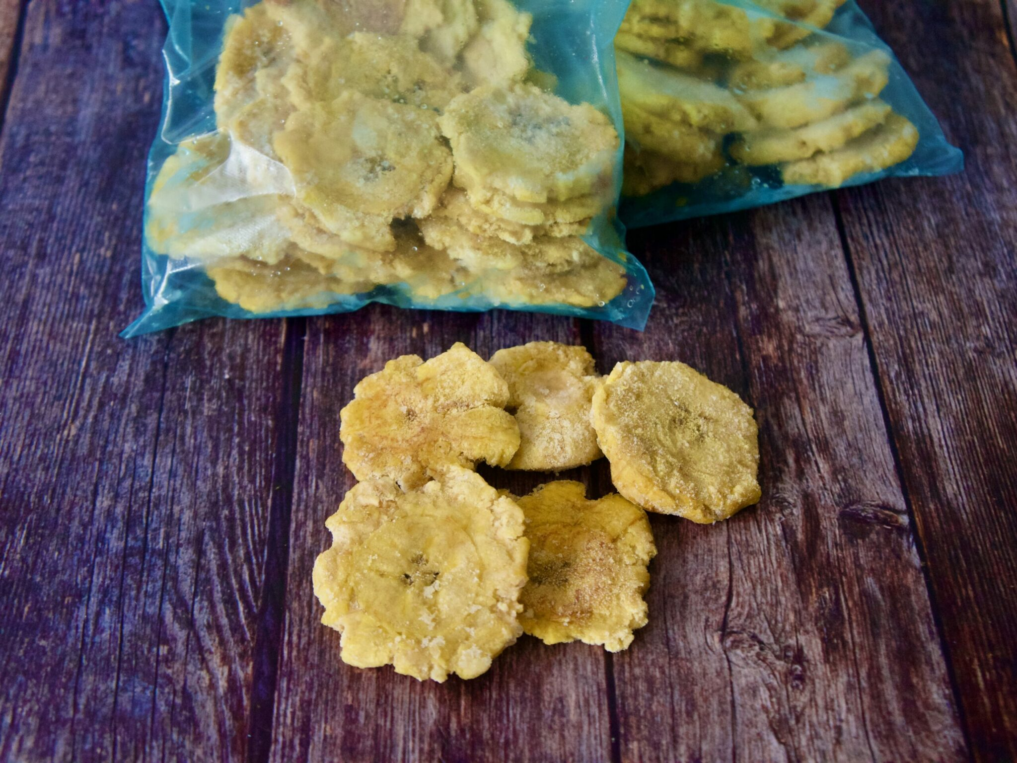 How to Freeze Green Plantains