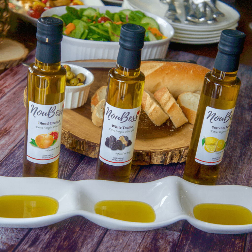 Noubess Infused oils