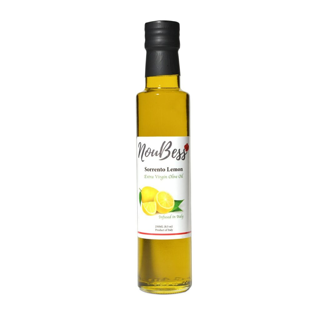 Sorrento Lemon Infused Extra Virgin Olive Oil