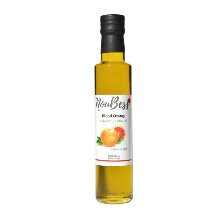 Blood Orange Extra Virgin Infused Olive Oil - NouBess