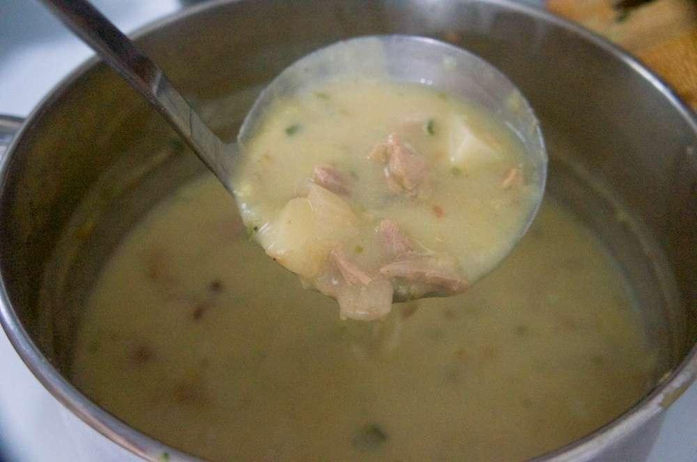 Potato Leek Soup5