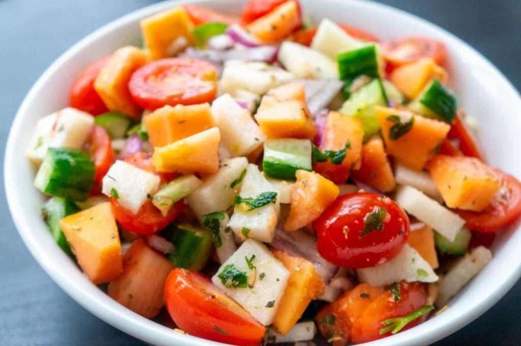 Jicama Salad 4 1