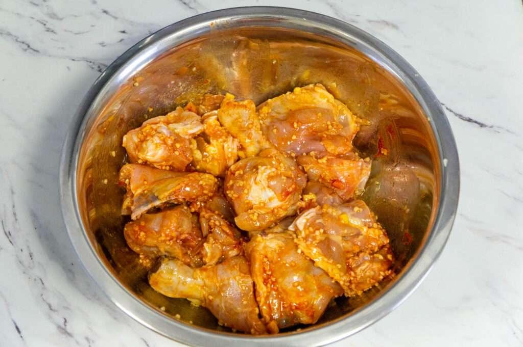 Seasoned-Chicken-for-Garlic-Chicken