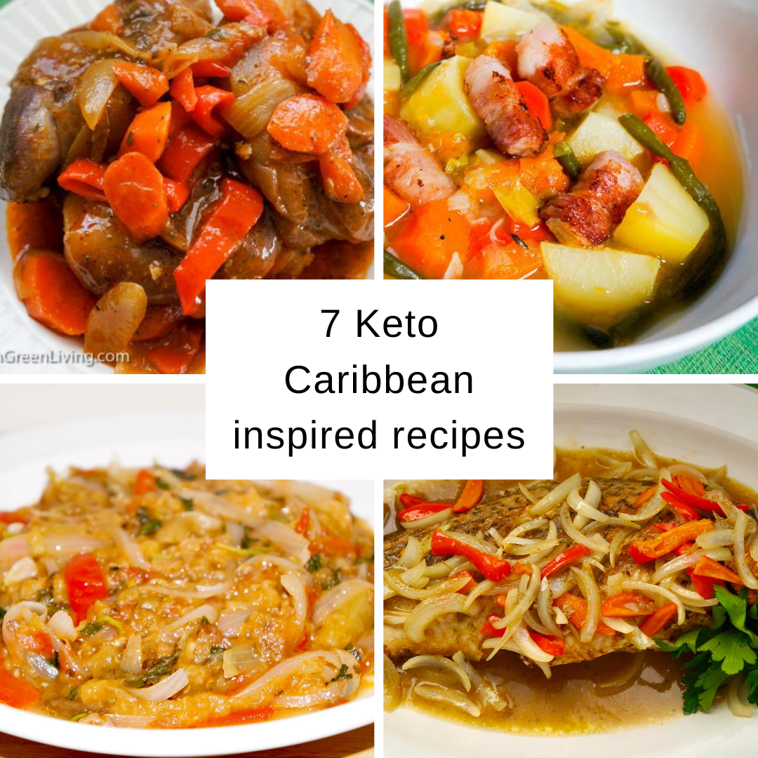 7 keto Caribbean inspired recipes