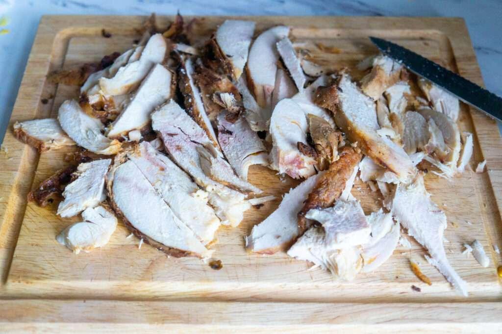 Leftover Chicken Breast