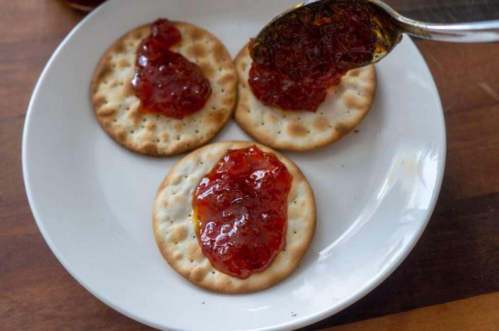 Mini Peppers Jam