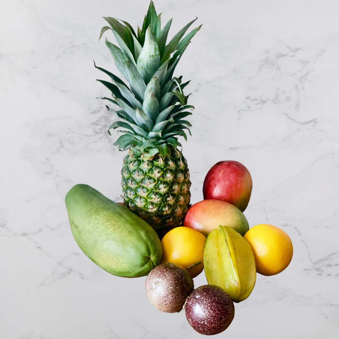 Caribbean fruits