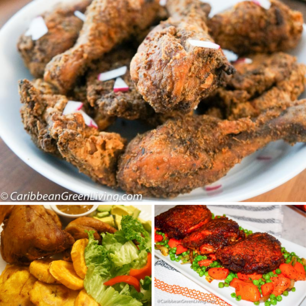 Dos and donts of fried chicken