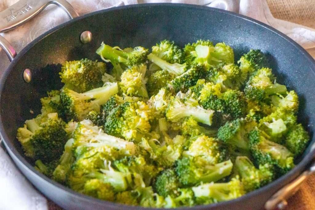 Easy Sauteed Broccoli Recipe