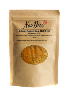 Adobo Seasoning Salt Free Noubess Caribbean Green Living