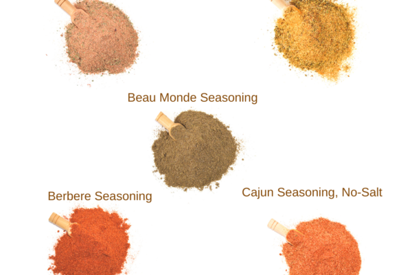 New Seasoning Products Launch