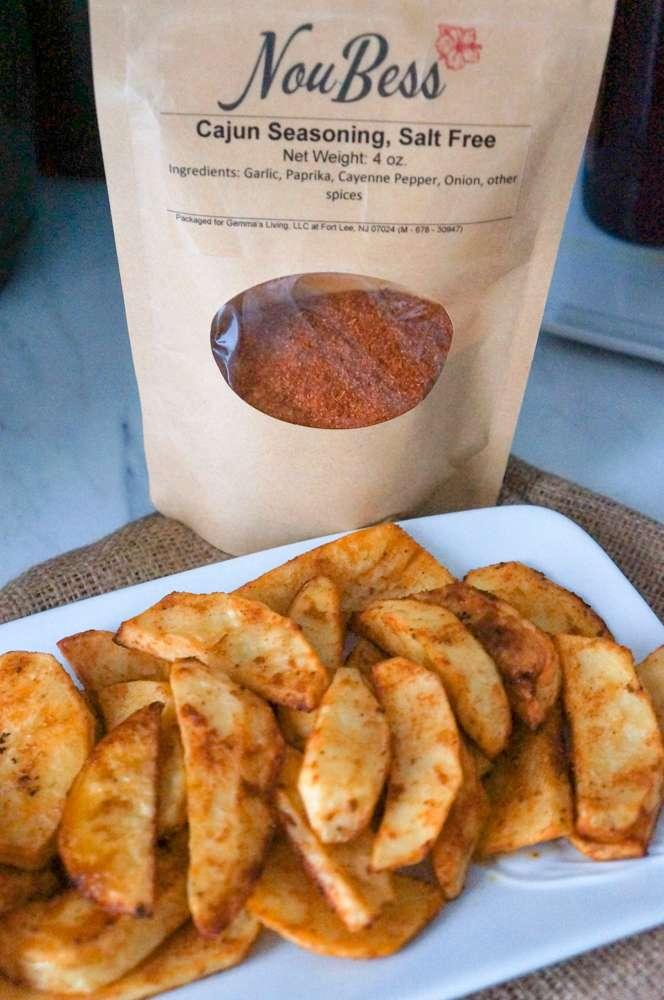 Easy Cajun Roasted Potatoes