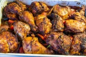 Basque Roast Chicken 4
