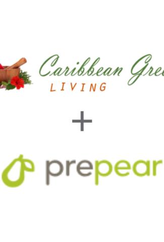 Prepear Caribbean Green Living Meal Plan
