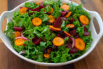 Kale Roasted Beets and Carrots Salad5