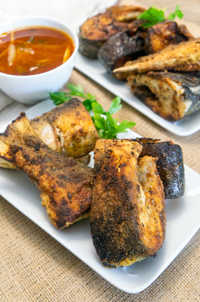 Fried Milkfish