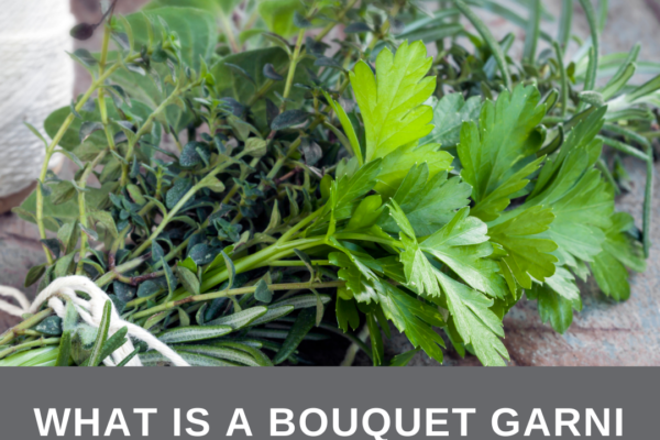 what is a bouquet garni