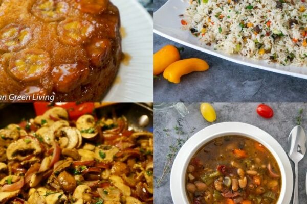10 delicious recipes to in October