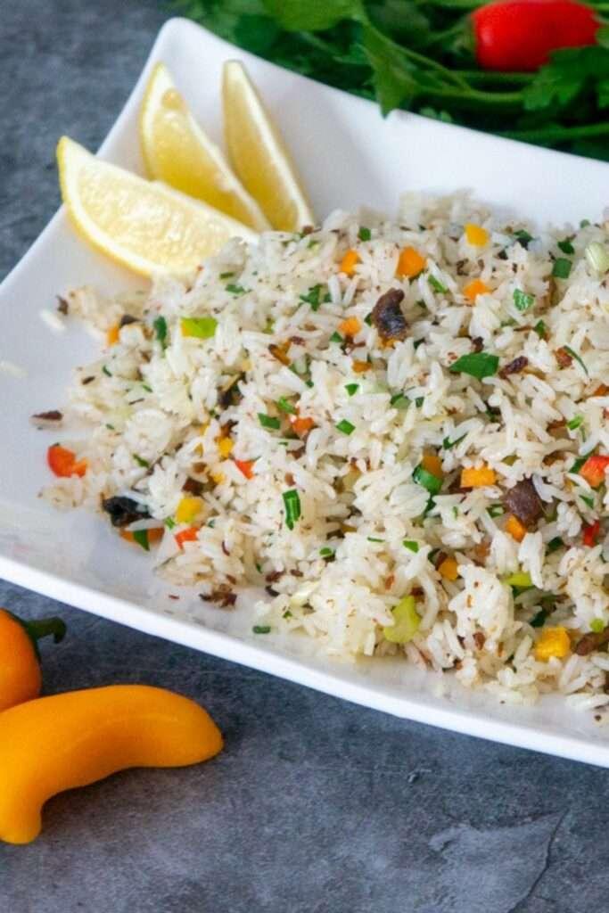 rice with smoked herrings jpg